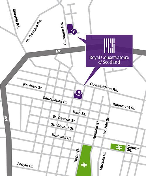 RCS Map