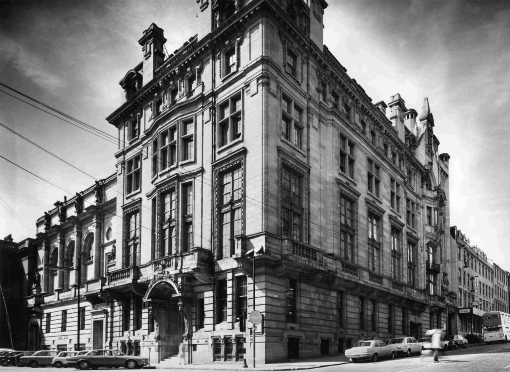 Old Athenaeum Exterior c1975
