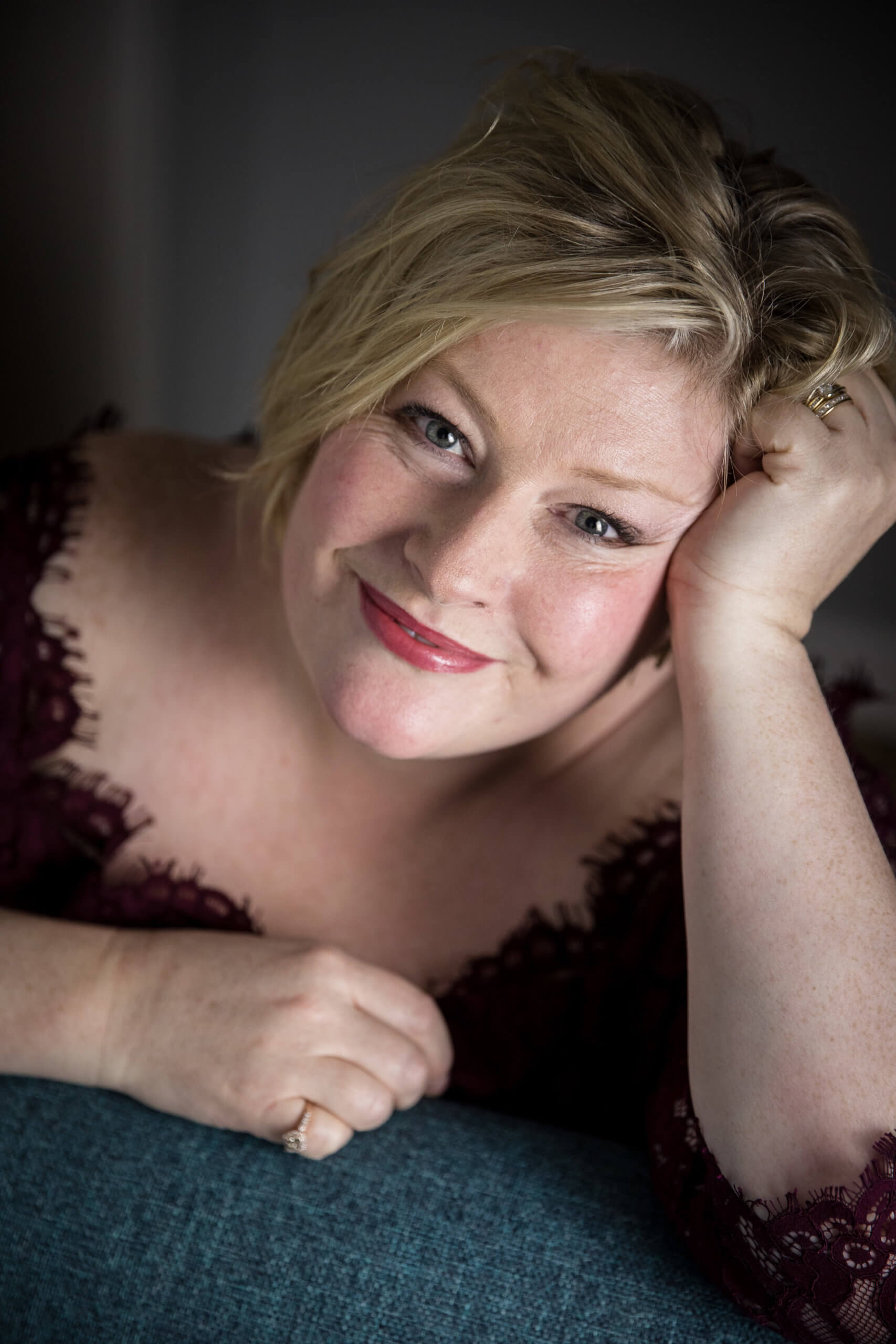 Scottish mezzo-soprano and RCS alumna Karen Cargill