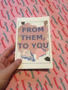 Indra Wilson - From Them To You Book Cover