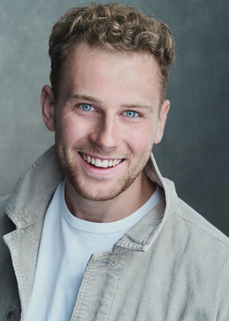 Portrait of Jonathan O'Neill