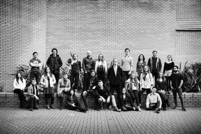BA Acting Class 2017