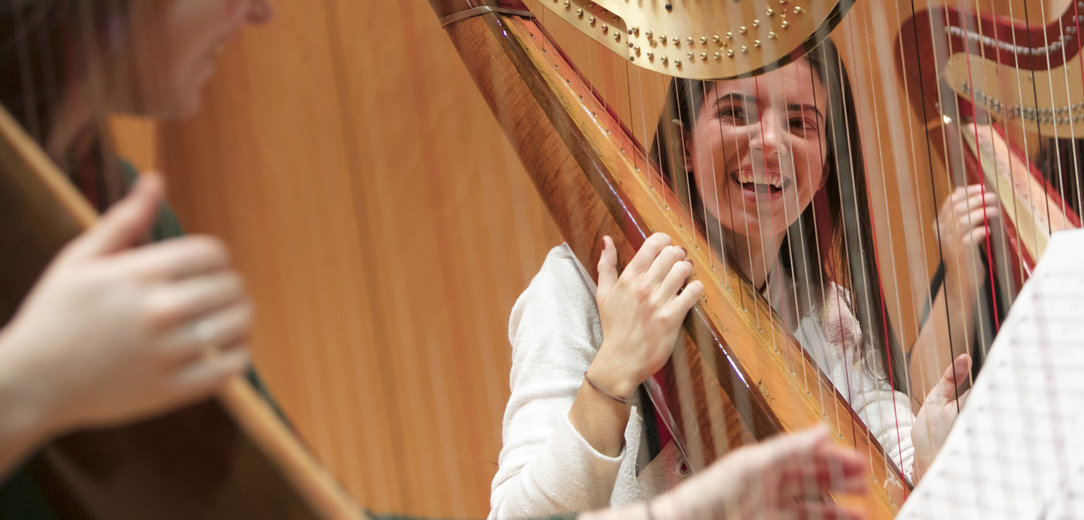 Book a Traditional Music Graded Exam Image
