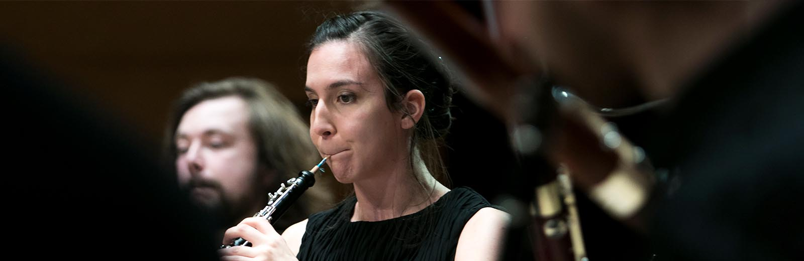 BMus Woodwind Image