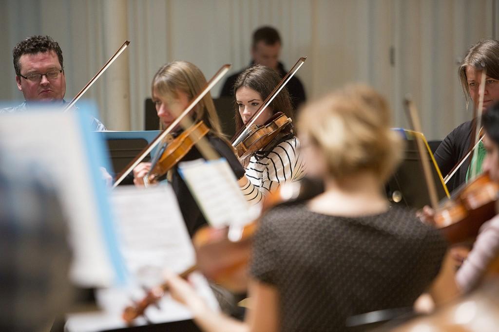 The Sinfonietta Project Image