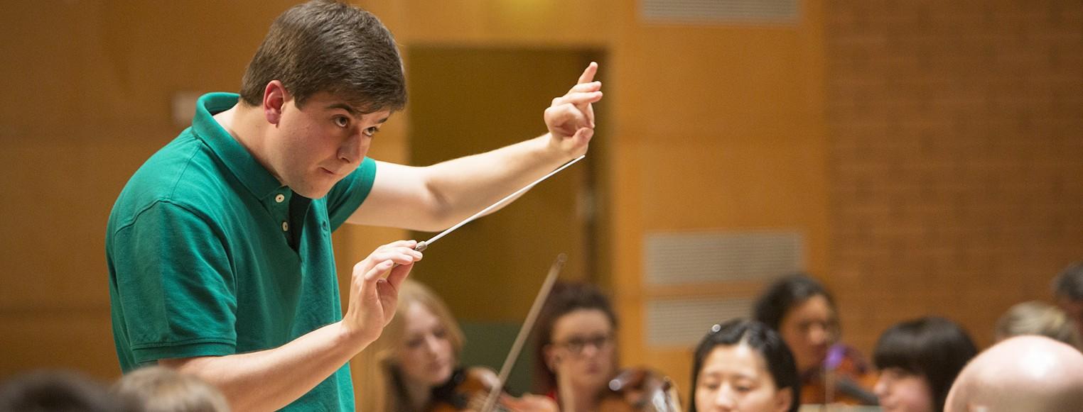 Aspiring Conductor Image
