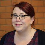 Megan McGarrigle, Administrative Assistant