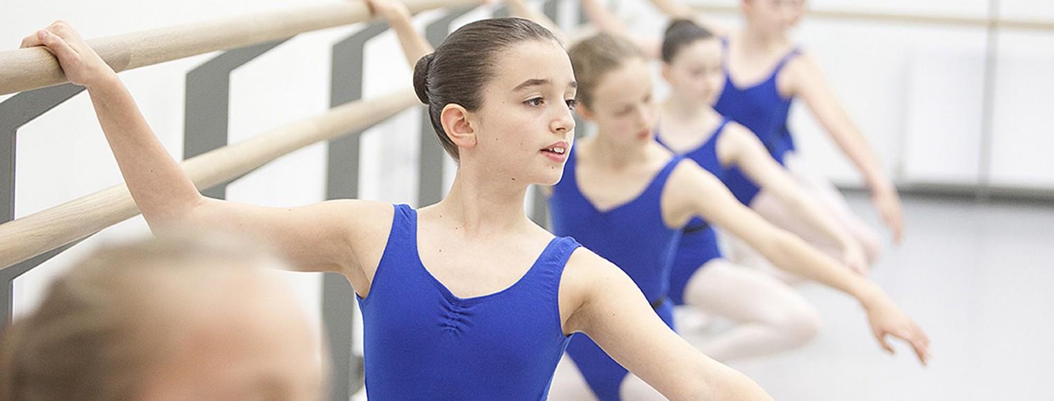 RAD Grade 1 Ballet Image