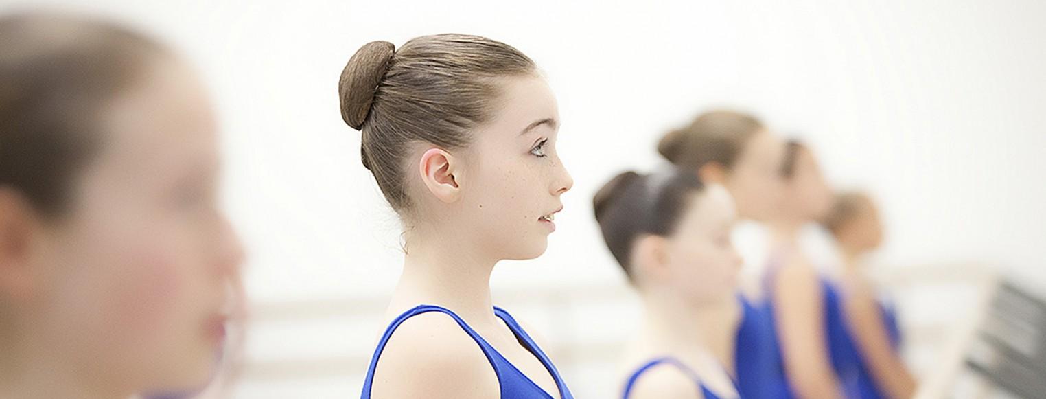 RAD Grade 3 Ballet Image