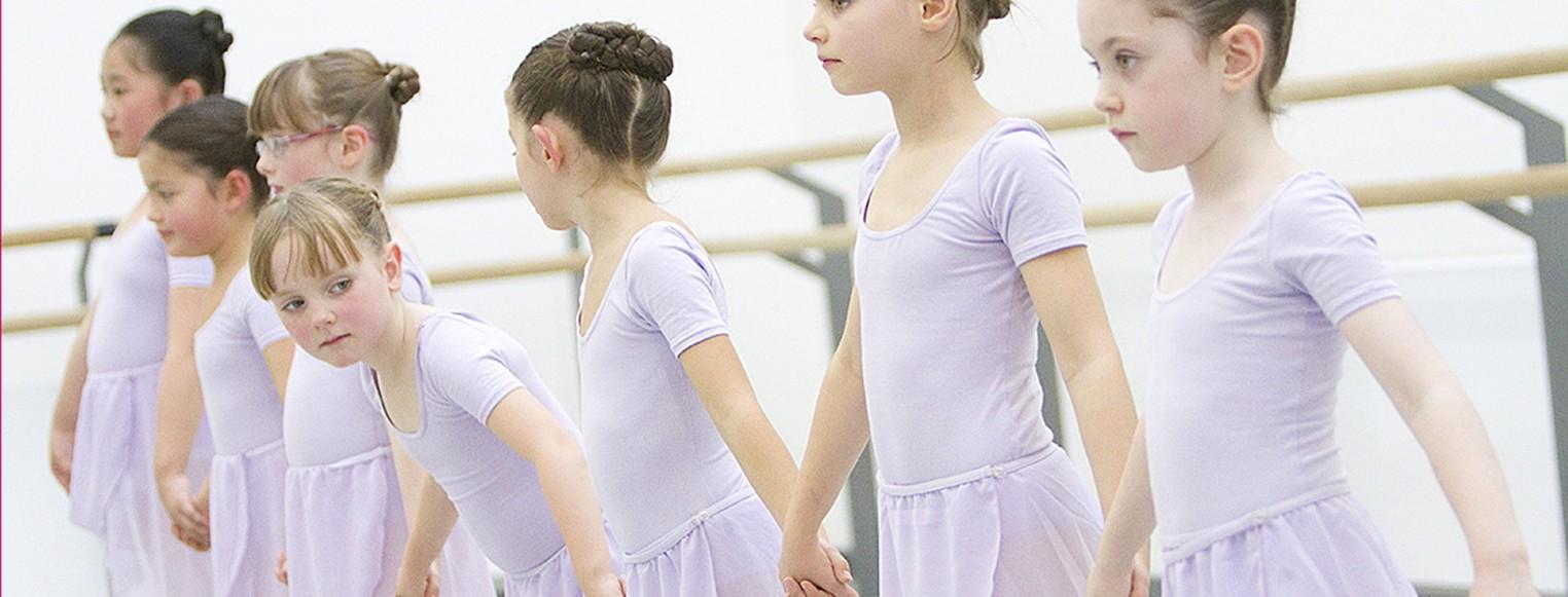 RAD Primary Ballet Image