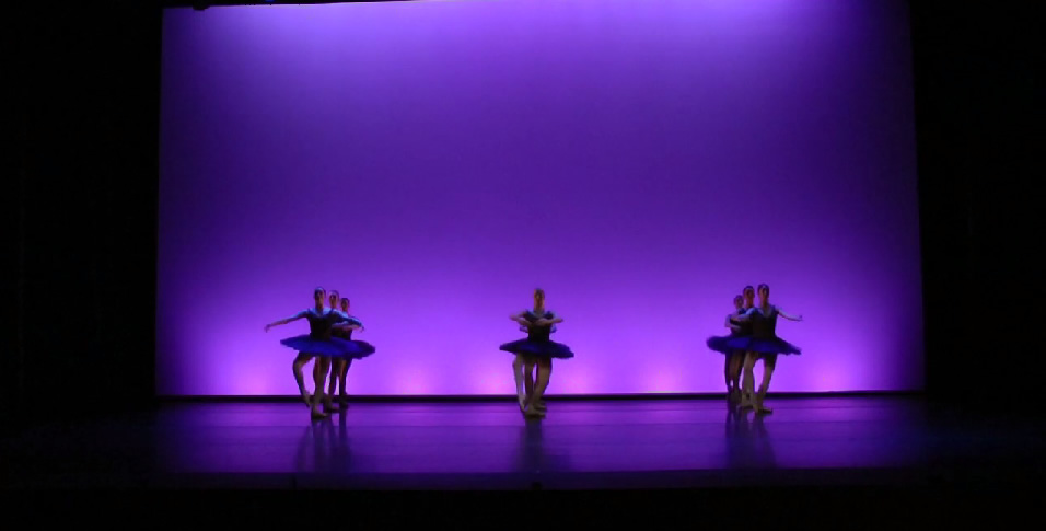 Modern Ballet Showcase 2013 Dress Rehearsal Image