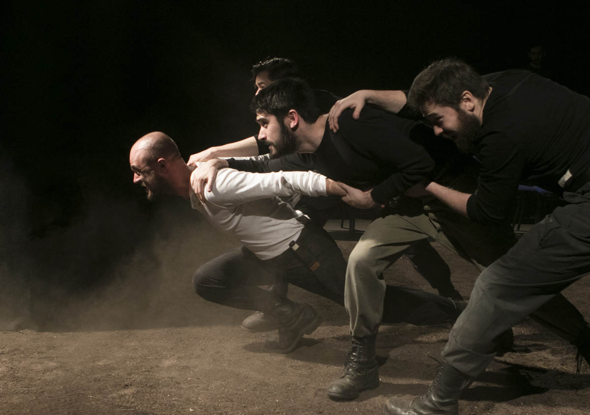 Introduction to Dramatic Combat (online course) Image