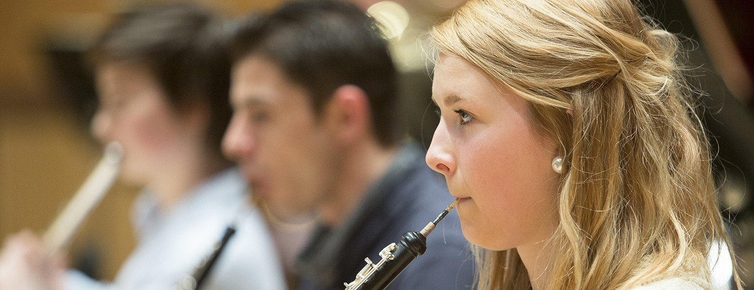 National Youth Wind Ensemble of Scotland: Senior Image
