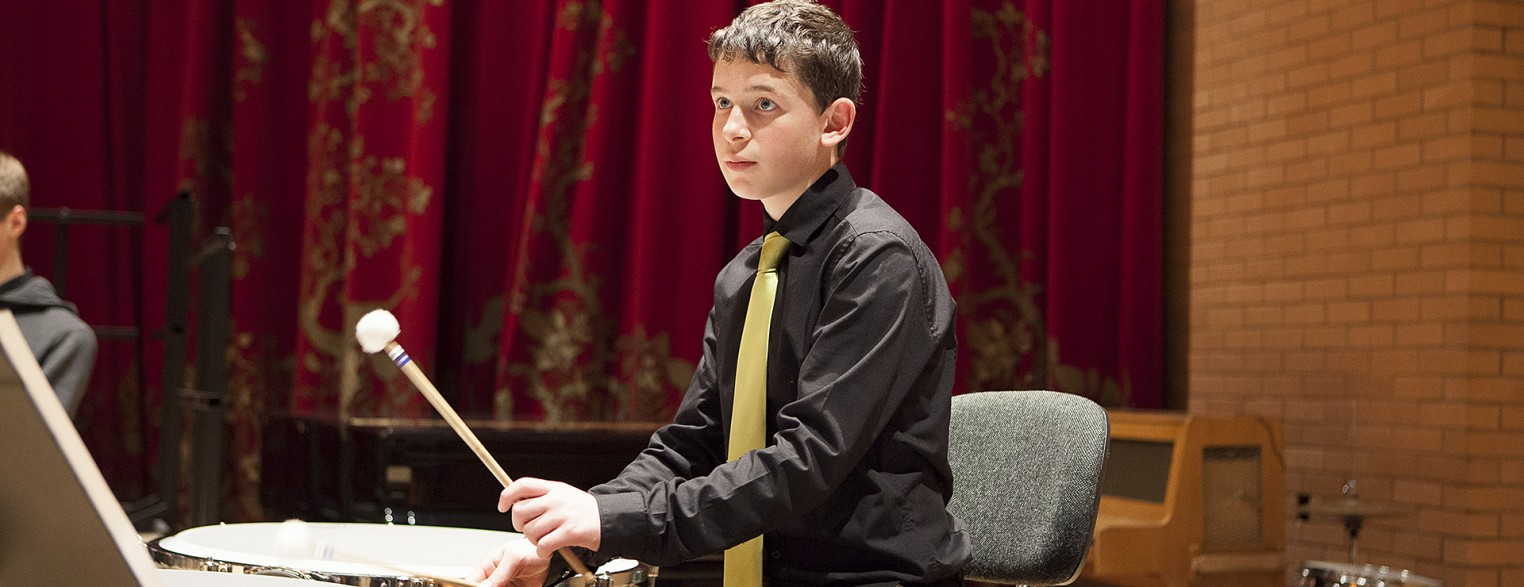 Percussion (for ages 12 - 17) Image