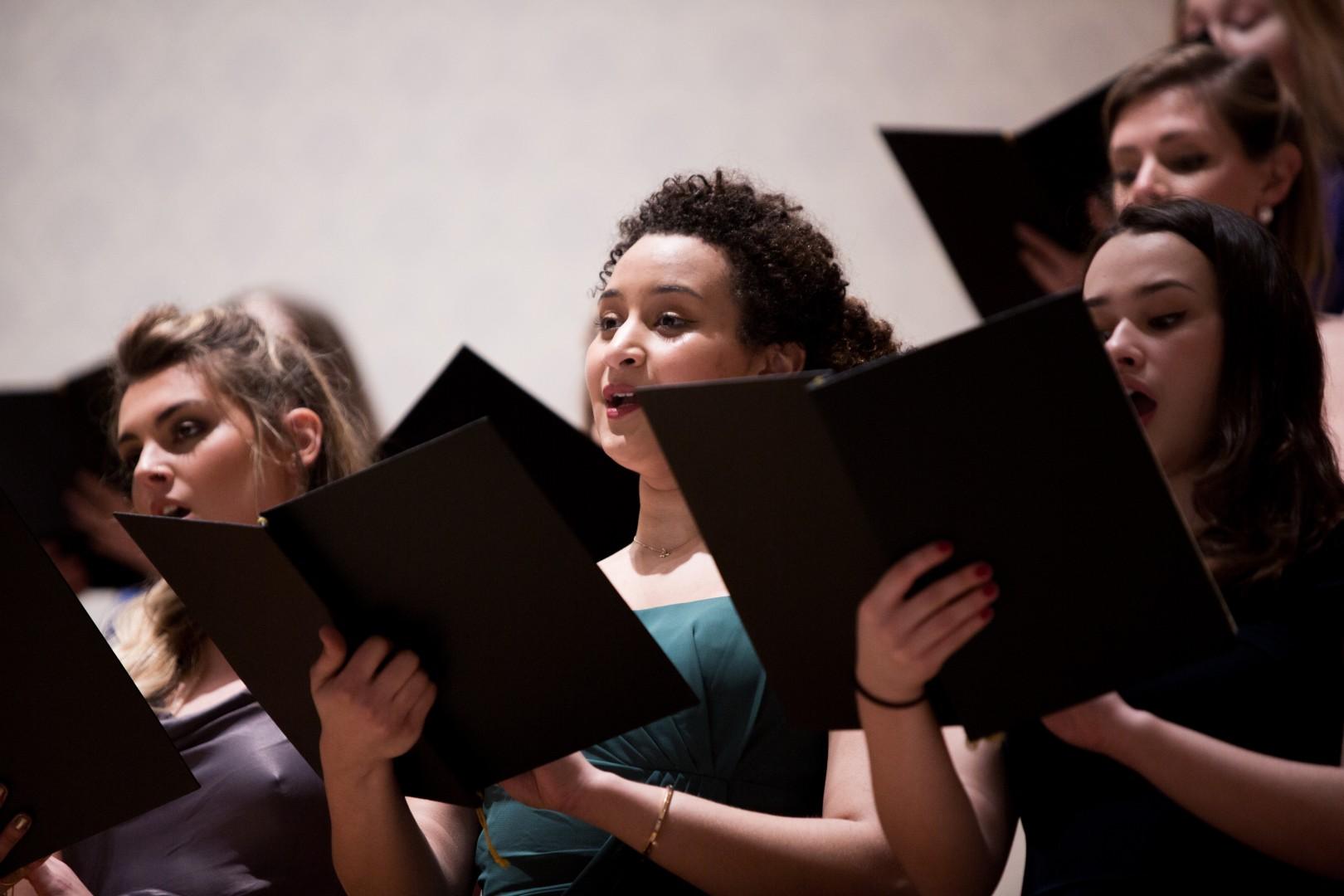 BMus Vocal Studies Image
