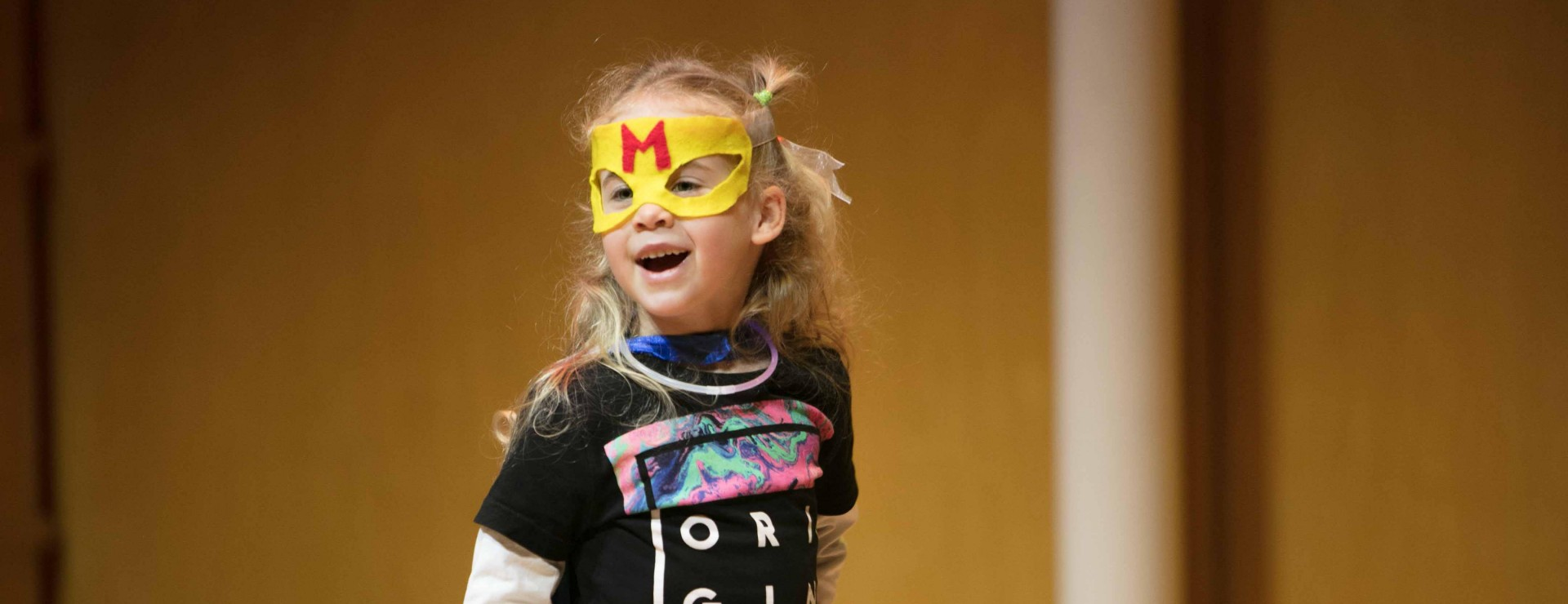 Musical Theatre for Primary 1–2 Image