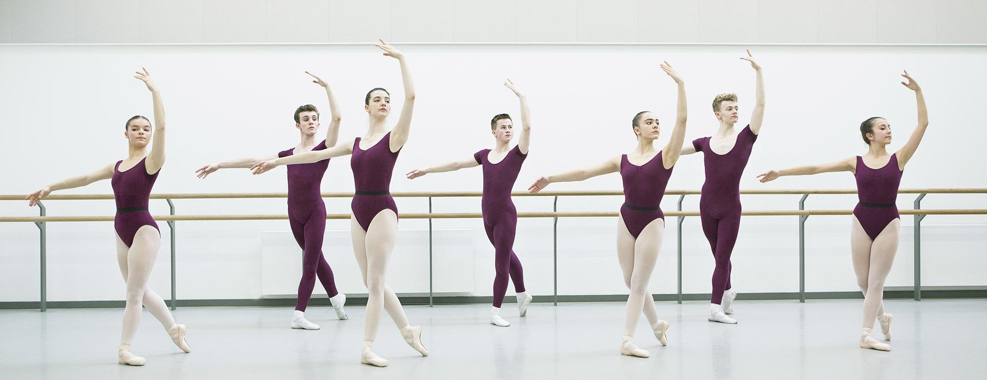 RAD Grade 4 Ballet Image