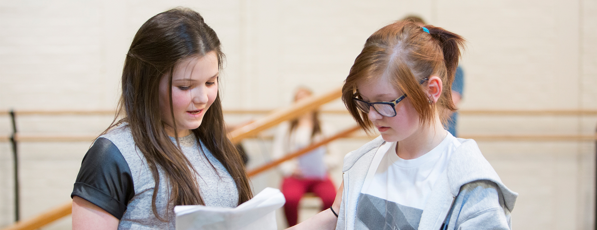 Acting: Auditioning (for ages 12–17) Image