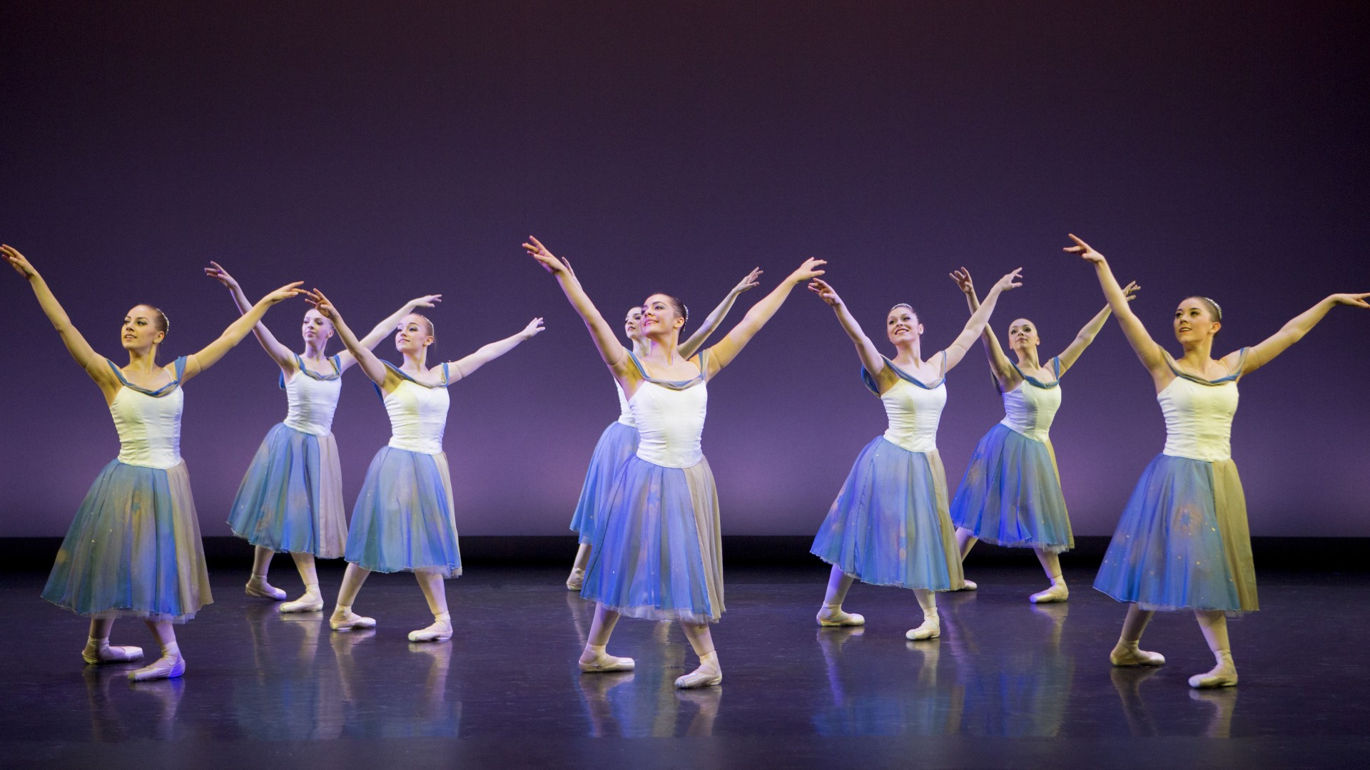 BA Modern Ballet Graduation Showcase 2016 Image