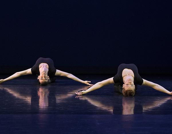 Modern Ballet Performance 2015 Image