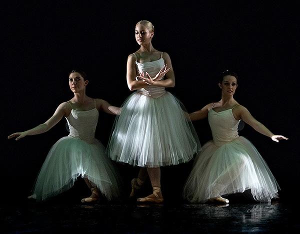 Modern  Ballet Performance 2014 Image