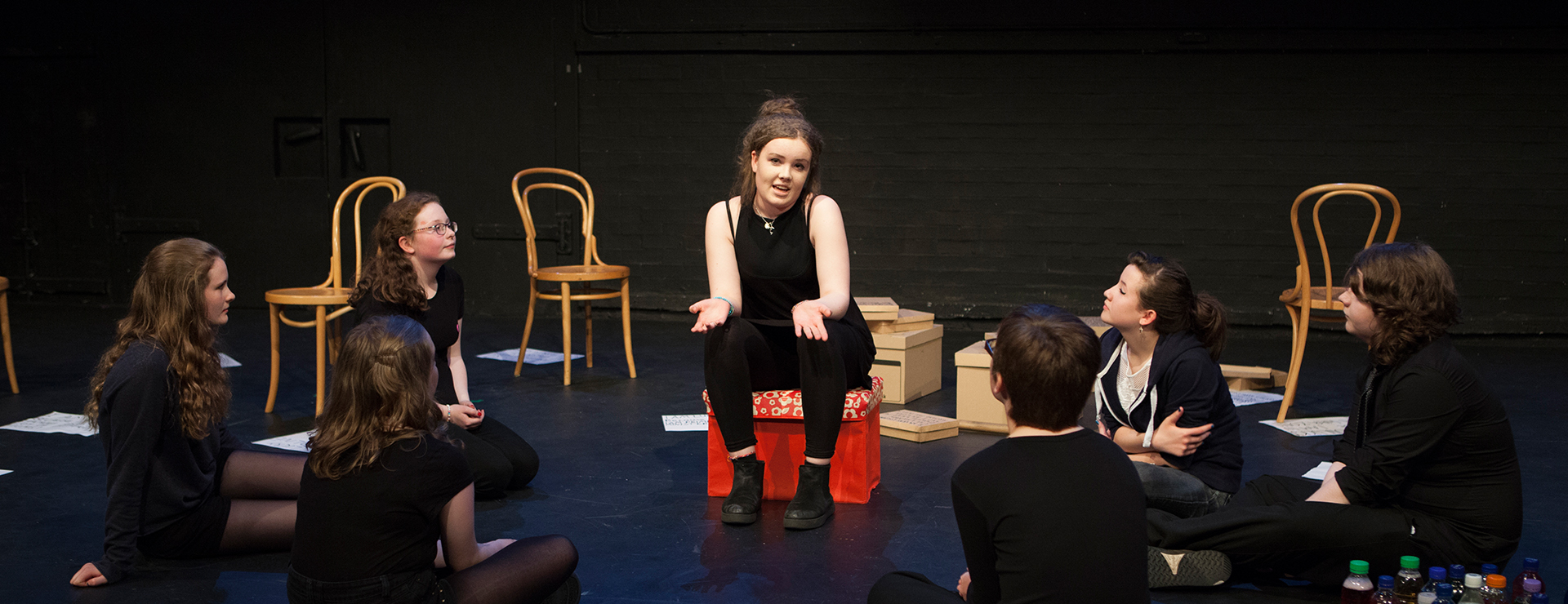 Acting and Performance for Stage for Secondary 1 - 6 Image