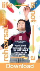 Weekly Classes 1617 Children
