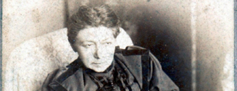 Emma Ritter-Bondy, first female professor in the Conservatoire