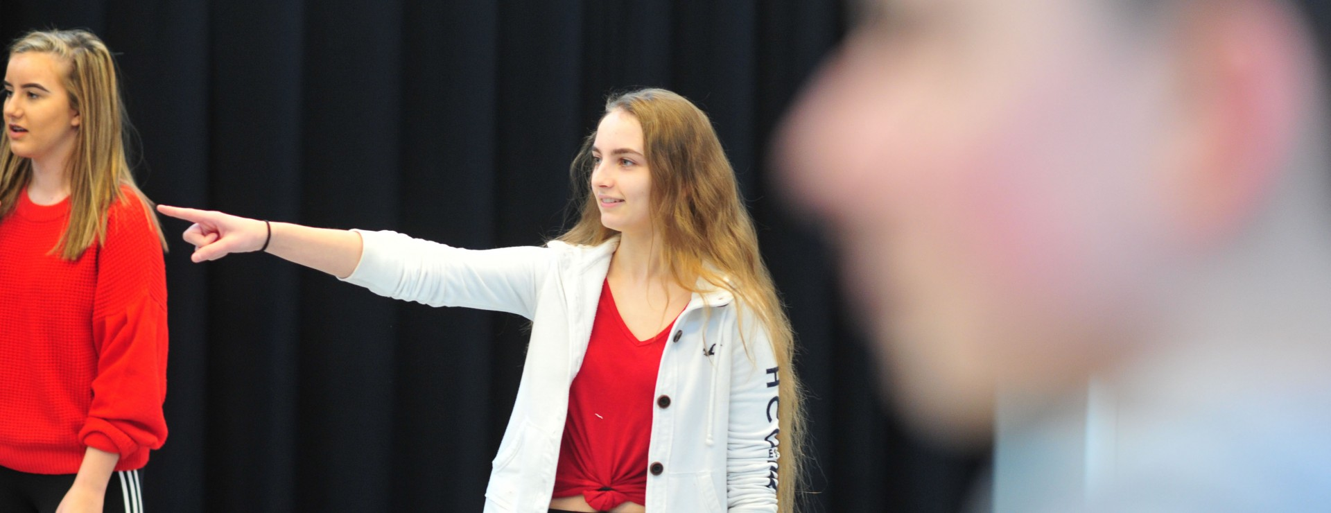 Get into Acting (for ages 15-17) Image