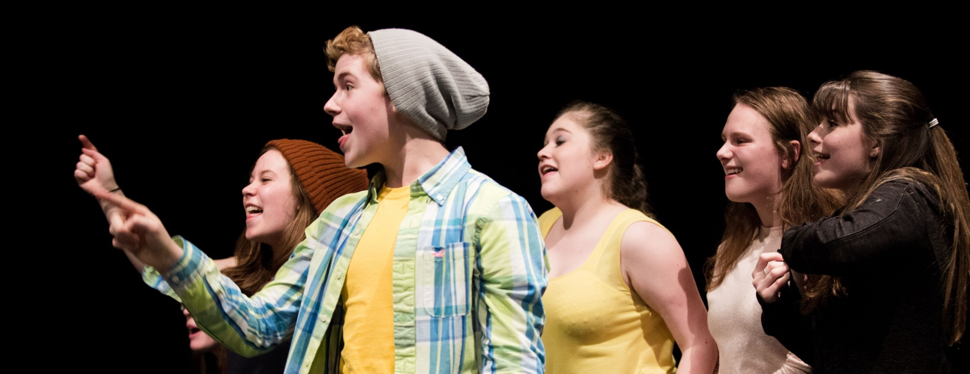 Musical Theatre (for ages 15-17) Image