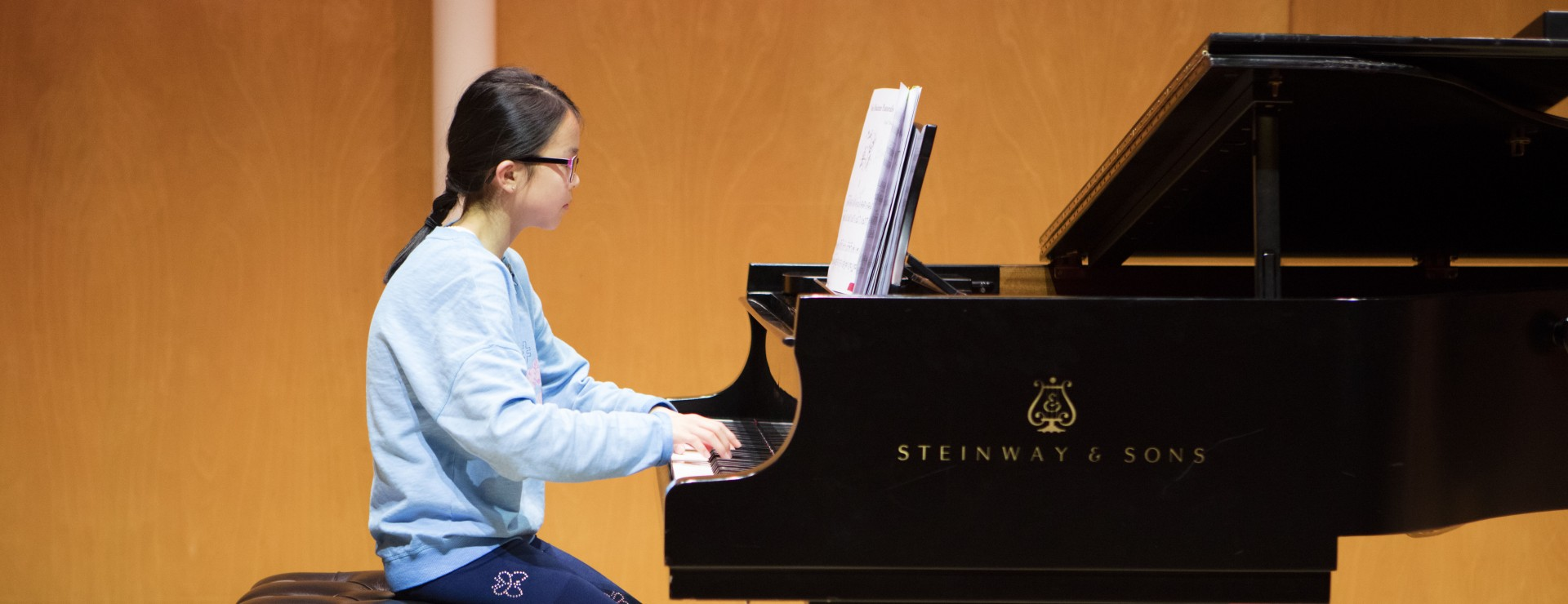 Scottish International Youth Piano Competition Summer School - Royal