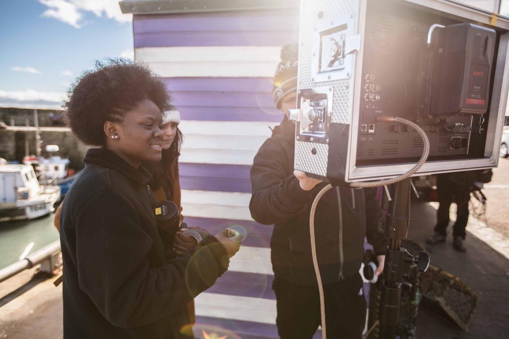 Audition Preparation: Film Image