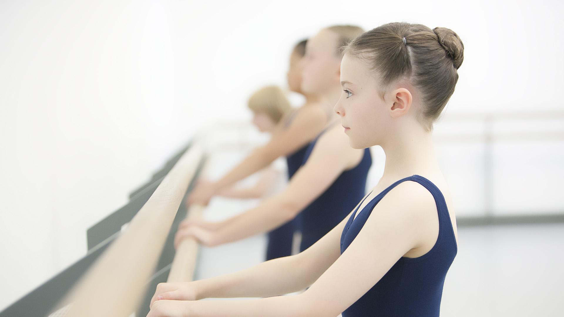 Modern Ballet Pre Junior Online Summer School (ages 7-11) Image