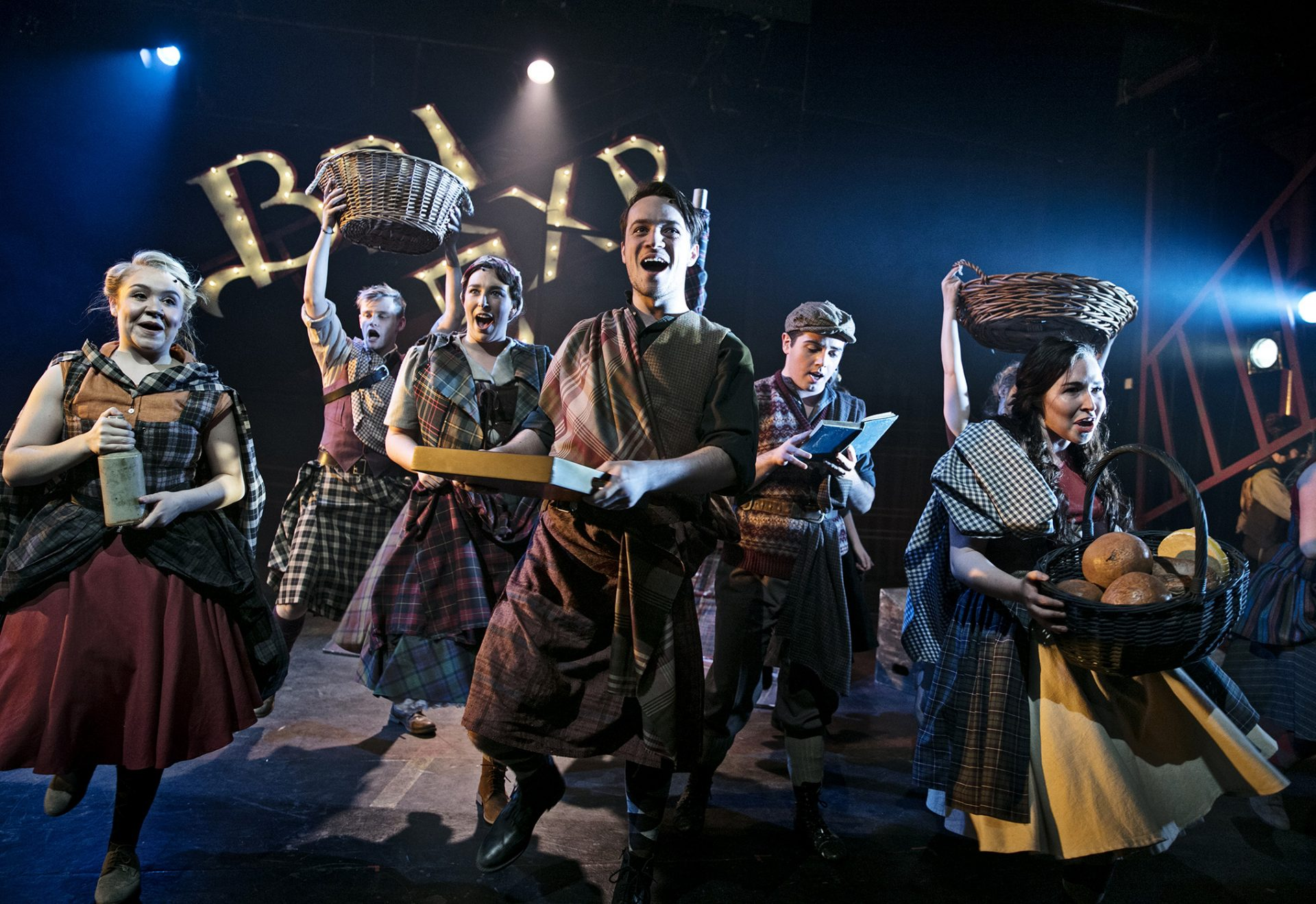 BA Musical Theatre Image