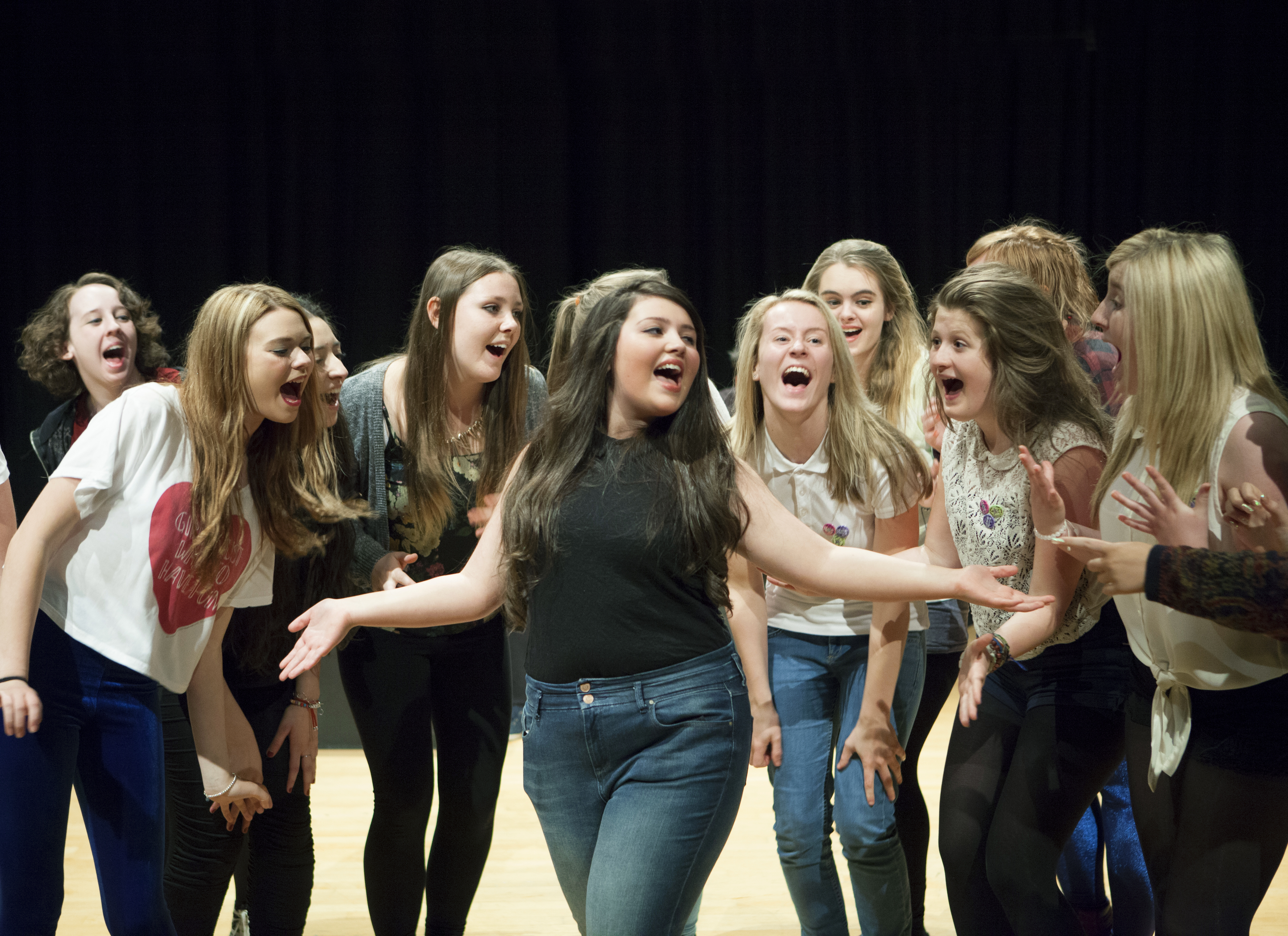 Musical Theatre Online Summer School (ages 12-17) Image