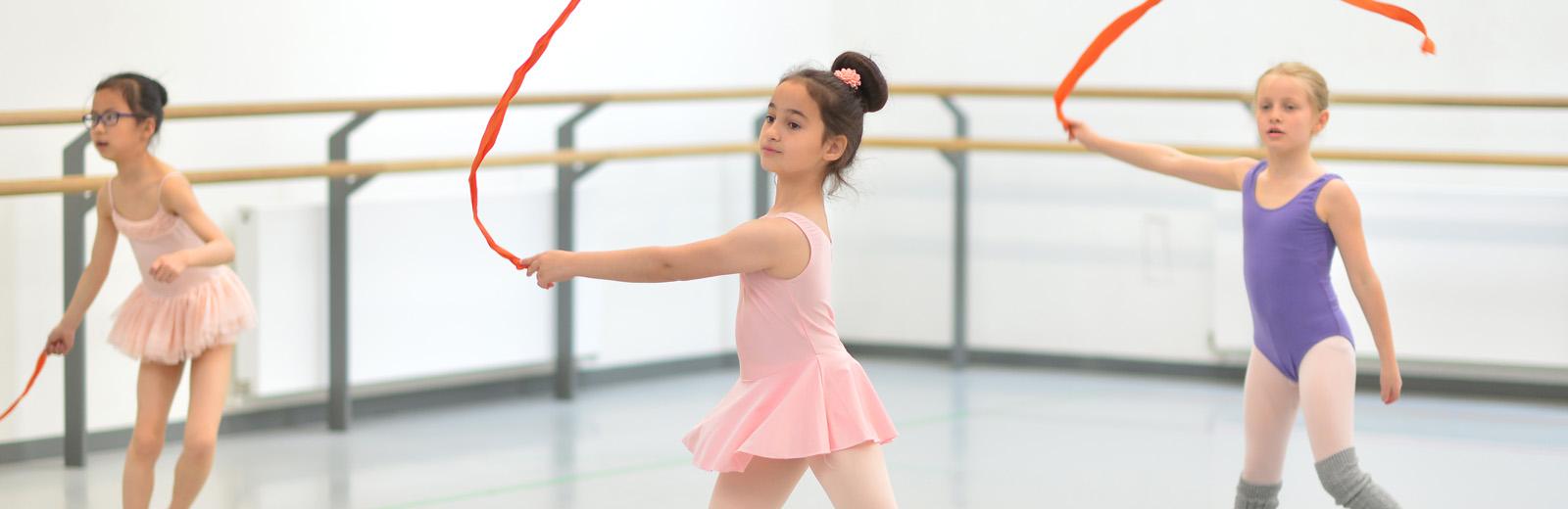Junior Dance Online Summer School Image