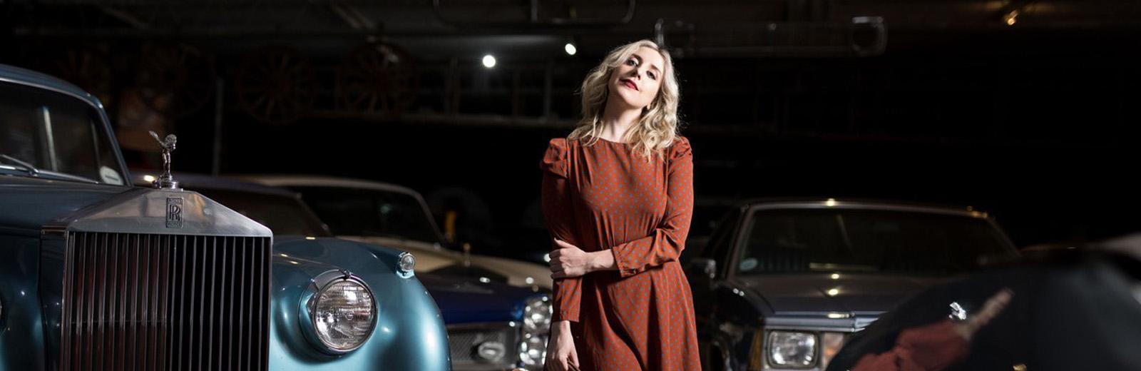 Under the Spotlight: Victoria Stevens Image