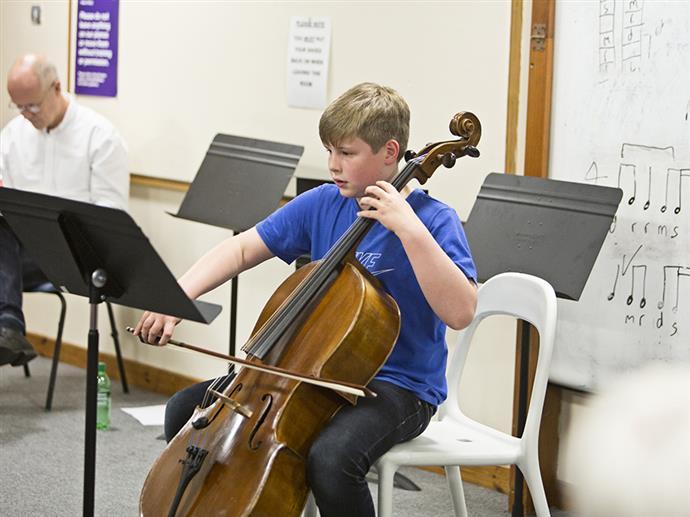 Cello Festival - ABRSM Teacher's Workshop Image
