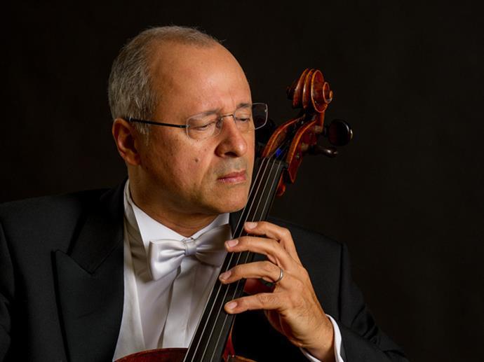 Cello Festival - Antonio Meneses Image