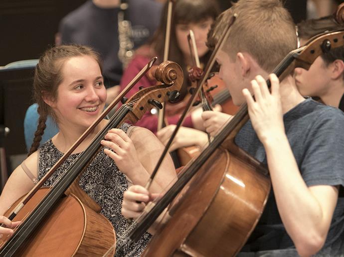 Cello Festival - Cello Day Image