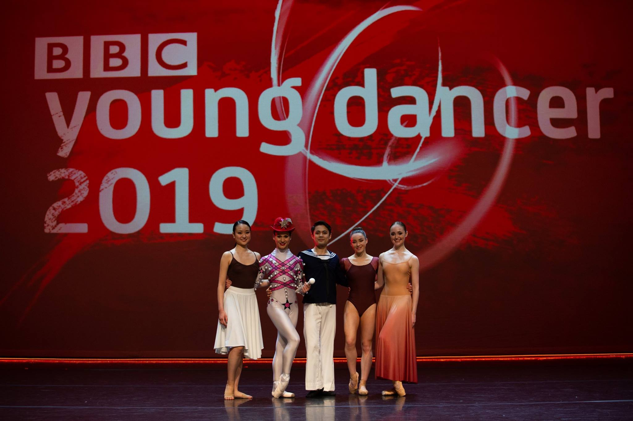 Royal Conservatoire of Scotland students leap into ballet final of BBC Young Dancer 2019 Image