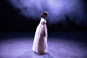Athenaeum Award Oliver Searle dance collaboration with the Eunju Shin Dance Company South Korea