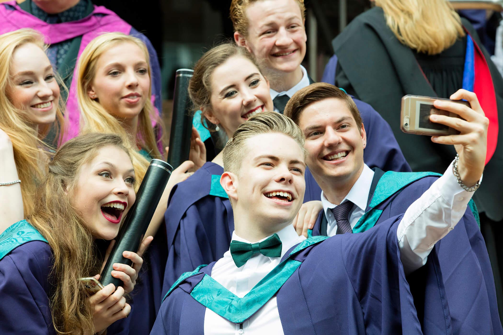 Royal Conservatoire of Scotland celebrates success in winter graduation Image