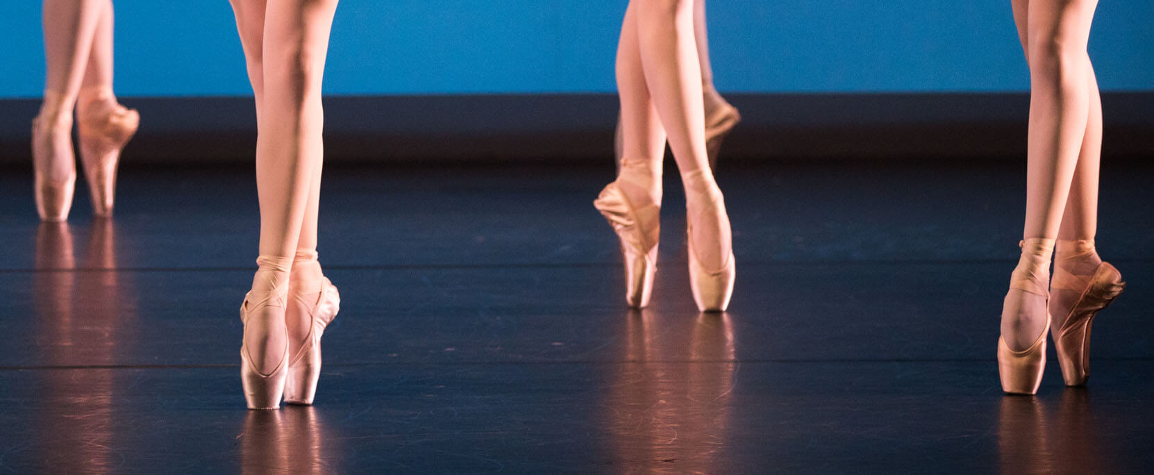 Pointe Work Refresher Online Summer School (ages 12-16+) Image