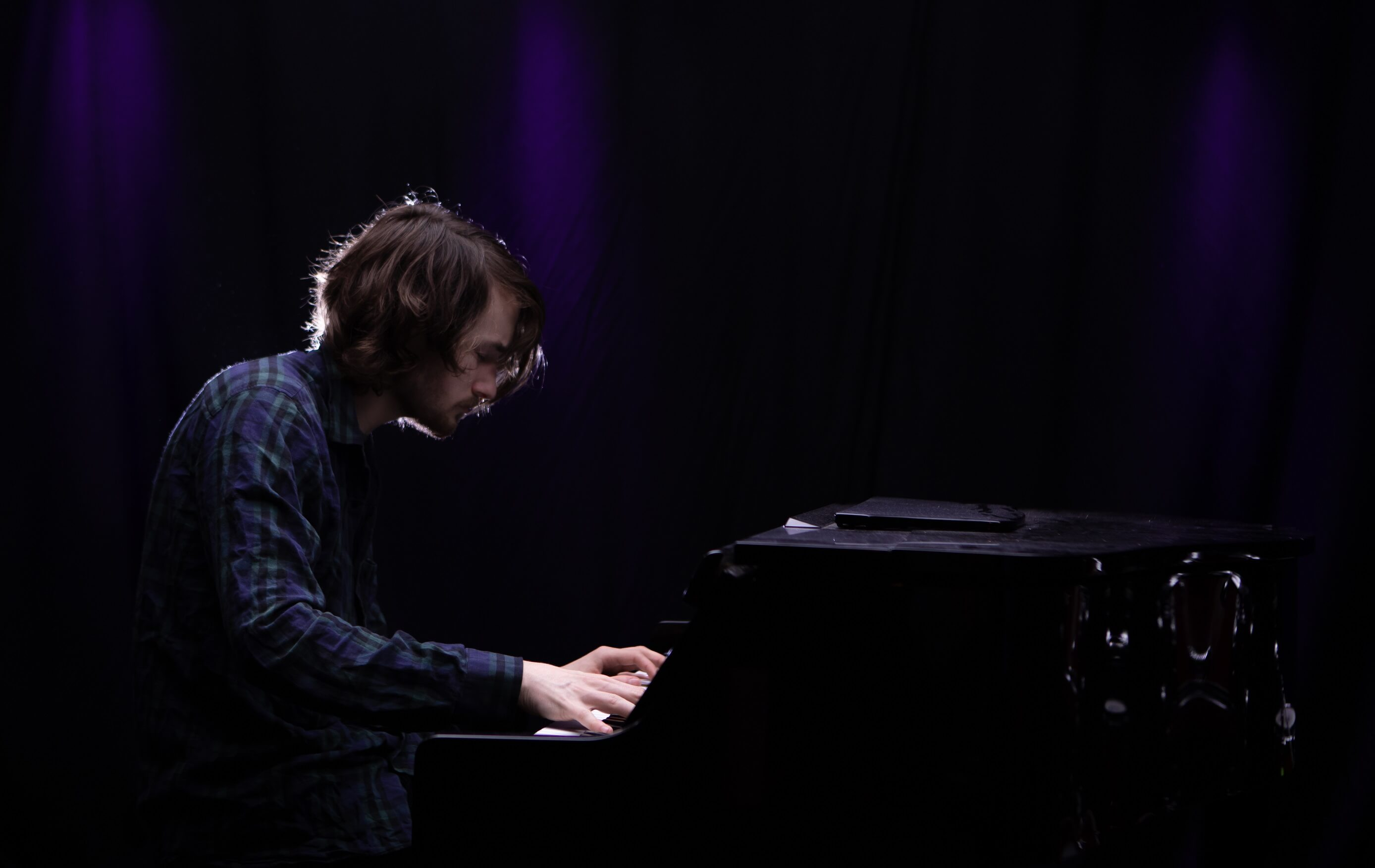 RCS Jazz graduate Fergus ends the year on a high note with best album win Image