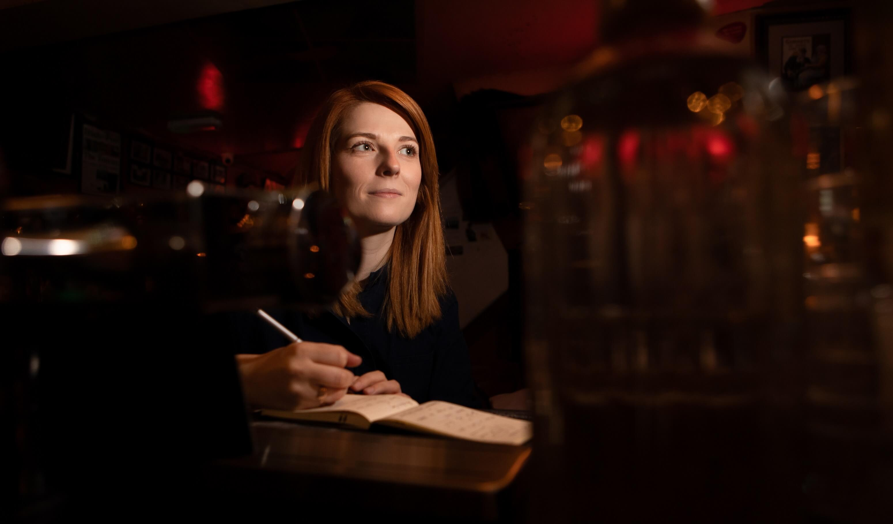 Oscar nomination for 1917 screenwriter and Royal Conservatoire of Scotland graduate Krysty Wilson-Cairns Image