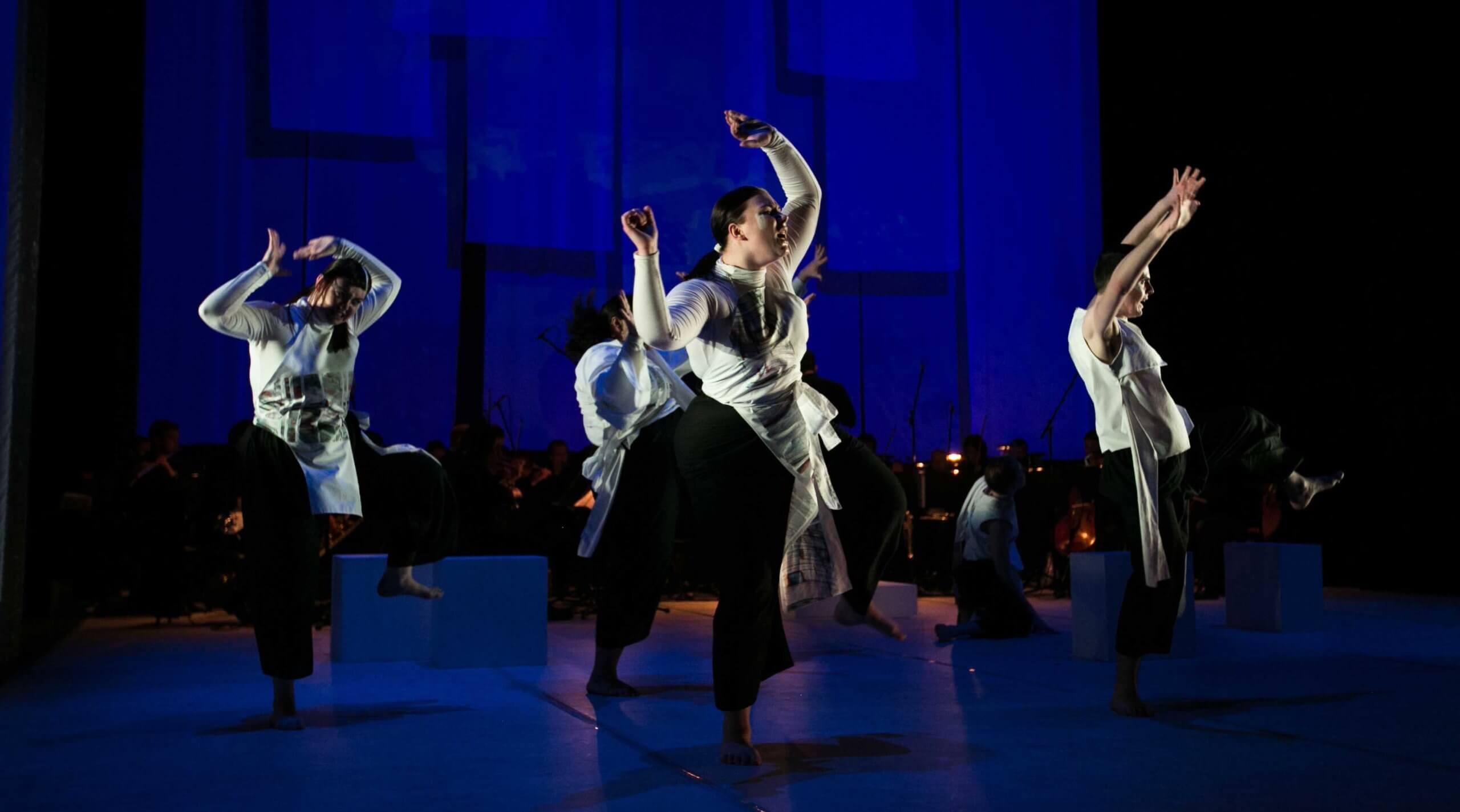 Junior Conservatoire - Contemporary Performance Practice Image