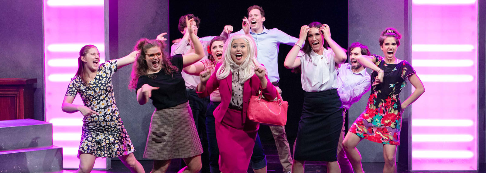 MA Musical Theatre: Choreography Image