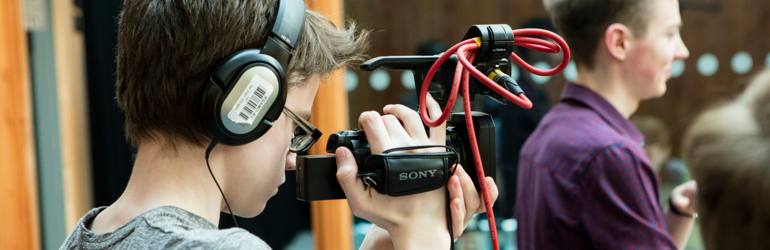 Filmmaking Online Summer School (ages 12 - 17) Image