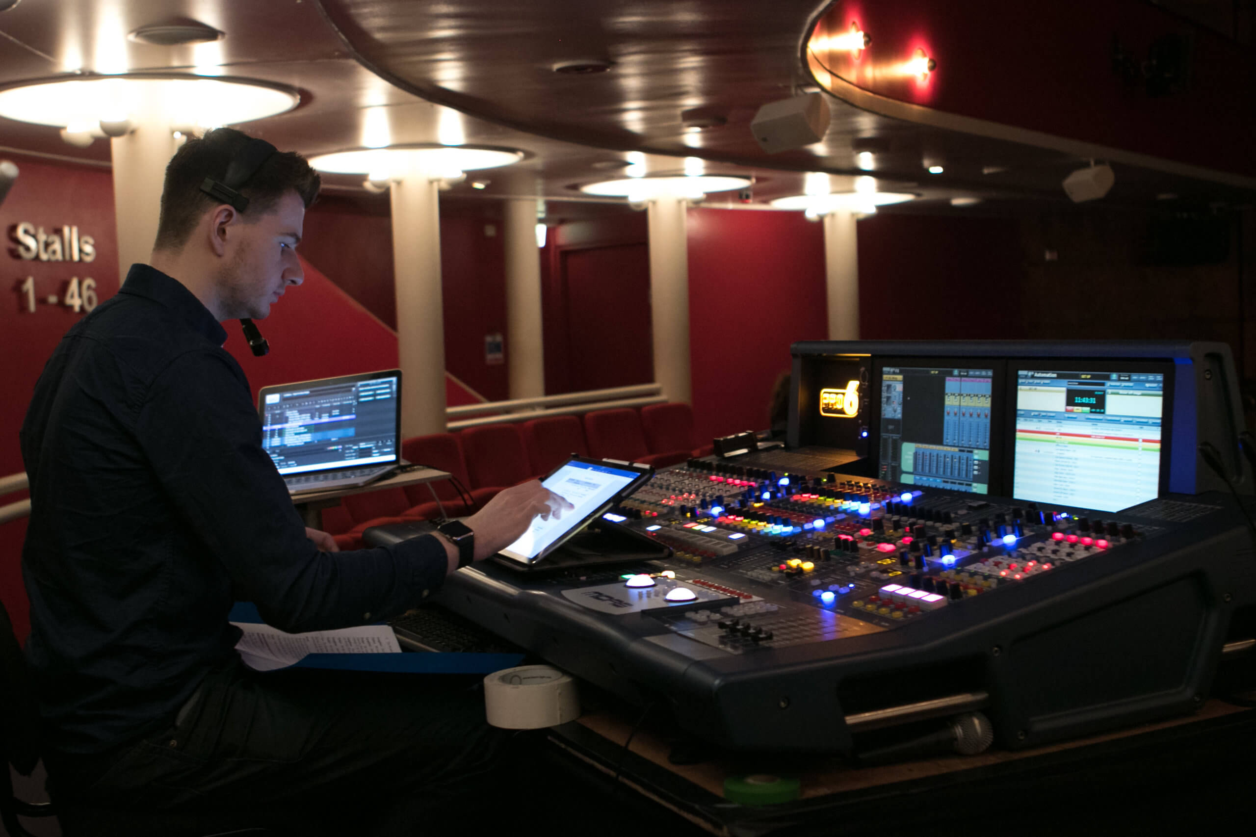 BA Production Technology and Management Image